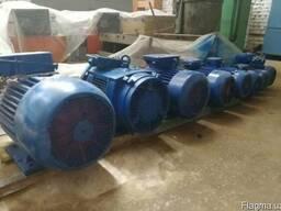 Электродвигатель трёхфазный АИР355 МВ8 160кВт 750об/мин цена
