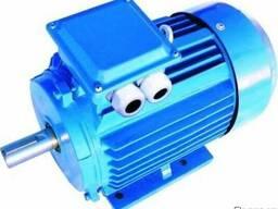 Электродвигатель трёхфазный АИР250 M8 45 кВт 750 об/мин цена
