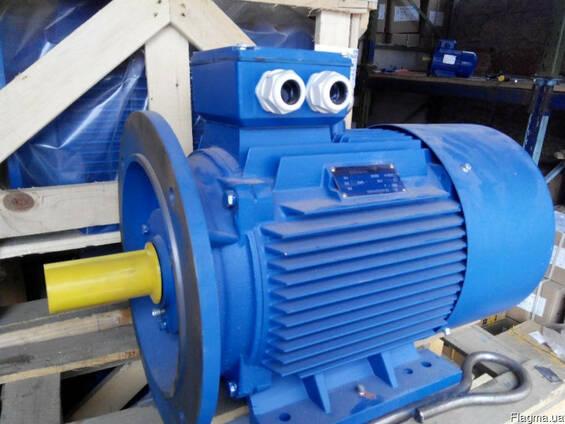 Электродвигатели АИР80В6 - 1,1кВт/1000 об/мин