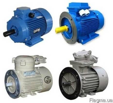 Электродвигатель АИР250S4 (АИР 250 S4) 75кВт 1500 об/мин
