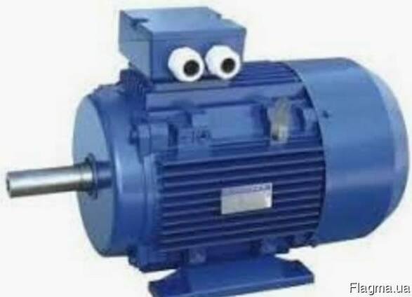 Электродвигатель АИР112МА6 У2 3кВт, 1000об/м, 220/380В