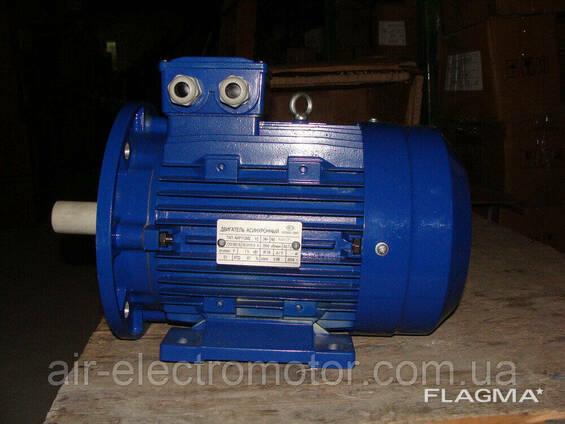 Электродвигатель АИР250S4 -75кВт/ 1500 об/мин