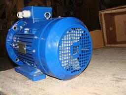 Электродвигатель АИР56В2 - 0,25кВт/ 3000 об/мин