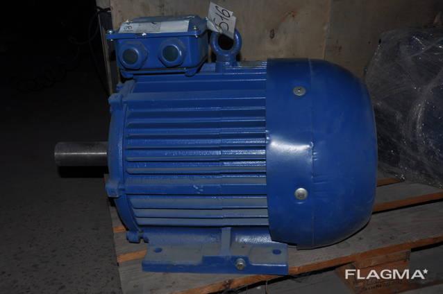 Электродвигатель АИР200М8 4А200М8 18,5квт 750оборотов