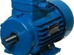 Электродвигатель АИР63А2