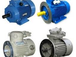 Электродвигатель АИР63А2 (АИР 63 A2) 0,37кВт 3000 об/мин