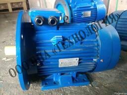 Электродвигатель АИР80А2, 4АМ80А2 1,5кВт 3000об/мин