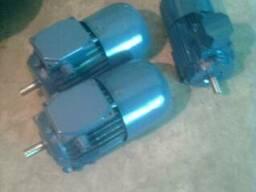 Электродвигатель АИР80В4 1.5 квт 1500 об/мин, лапа, фланец