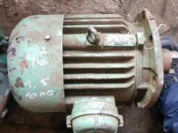 Электродвигатель АО 1. 5 кВт на 1000об/мин