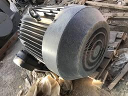 Электродвигатель асинхронный типАО3-400 110 кВт 600 об/мин
