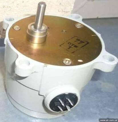 Электродвигатель Д-32П1