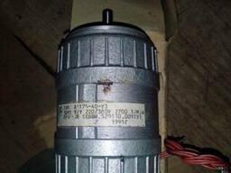 Электродвигатель ДАТ 75-40 УЗ