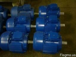 Электродвигатель електродвигун АИР 160 М2 18.5 кВт 3000 об/м