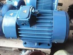 Электродвигатель крановый МТФ (Н) 112-6 (5 кВт,1000 об/мин)