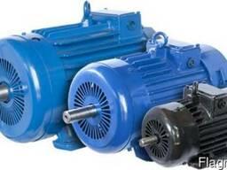Электродвигатель крановый
