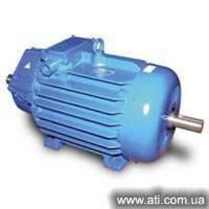 Электродвигатель крановый MTF 211-6 7,5 кВт 1000 об/мин