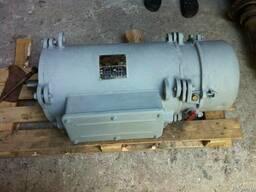 Судовой электродвигатель МАП 422 скорости 4/12 с тормозом ТМТ-42.