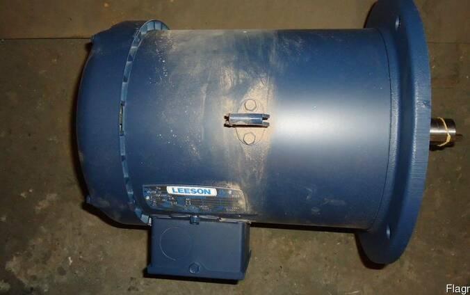 Электродвигатель, мотор Leeson 2Hp, 380VAC, 184TD Frame, 950