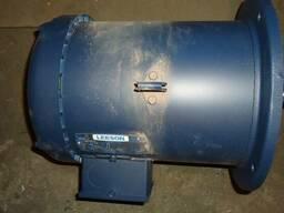 Электродвигатель, мотор Leeson 2Hp, 380VAC, 184TD Frame, 950 - фото 1