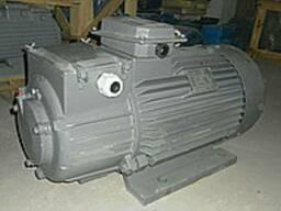 Электродвигатель MTF-412-6 30кВт, 970об/мин, 380В кран. ..
