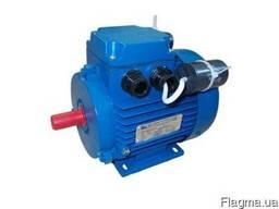 Однофазный электродвигатель 4 квт,3 квт ,2.2 квт,1.5к НОВЫЕ!