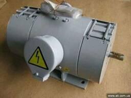 Электродвигатель постоянного тока 2ПБ132М УХЛ4 возбуждение н