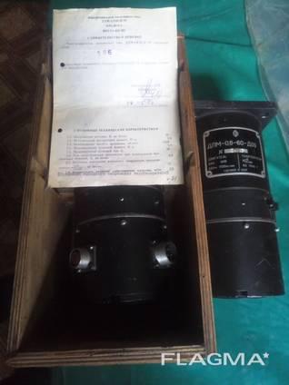 Электродвигатель постоянного тока ДПМ 0,8-60-Д 09