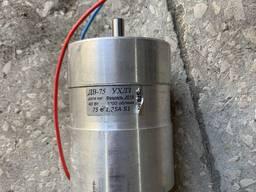 Электродвигатель постоянного тока типа ДВ-75 У3
