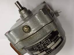 Электродвигатель реверсивный РД-09