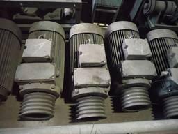 Электродвигатель асинхрсинхрон фазным ротором 55 кВт 1500 об
