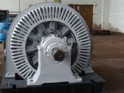Электродвигатель СДВС 15-64-10, 1250 кВт, 600 об/мин