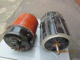 Электродвигатель СЛ-563 110В