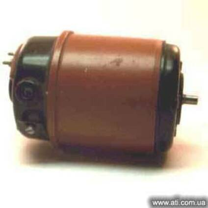 Электродвигатель СЛ-261 постоянного тока коллекторный