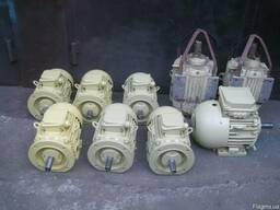 Электродвигатель судовой от 0, 5 квт до 132 квт Цена АН ДМН