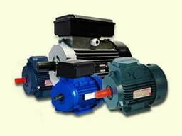 Электродвигатель трехфазный 0.75 квт 3000 об/мин АИР 71 А2