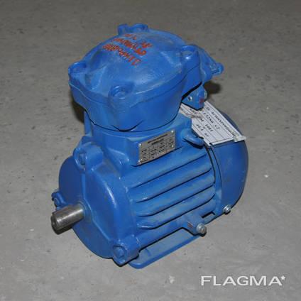 Электродвигатель трехфазный АИМ 90LA4 1,1кВт 1500об/мин Лапа