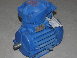 Электродвигатель трехфазный АИМ 90LA4 1, 1кВт 1500об/мин Лапа