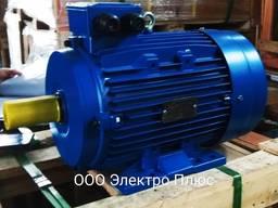 Электродвигатель трехфазный на 380В АИР от 0, 18 кВт до 315 к