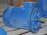 Электродвигатель трёхфазный 4А 132М6 7,5кВт 1000об/мин - фото 1