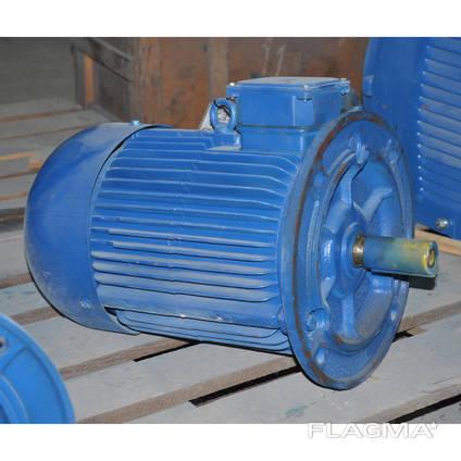 Электродвигатель трёхфазный 4А 132М6 7,5кВт 1000об/мин