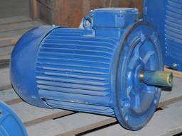 Электродвигатель трёхфазный 4А 132М6 7, 5кВт 1000об/мин