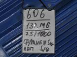 Электродвигатель трёхфазный 4А 132М6 7,5кВт 1000об/мин - фото 3