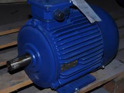 Электродвигатель трёхфазный 4АМ 132S6 5, 5кВт 1000об/мин