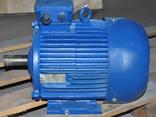 Электродвигатель трёхфазный 4АМ 132S6 5,5кВт 1000об/мин - фото 2