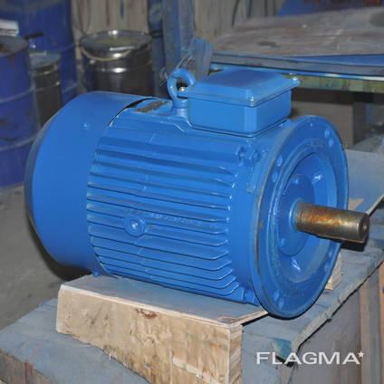 Электродвигатель трёхфазный 4АМ 160S4 15кВт 1500об/мин