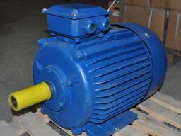Электродвигатель трёхфазный 4АМ 160S8 7, 5кВт 750об/мин