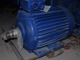 Электродвигатель трёхфазный 4АМ 250М8 45кВт 750об/мин