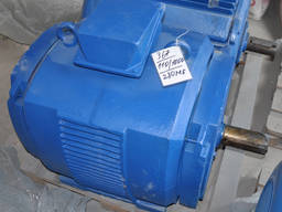 Электродвигатель трёхфазный 4АМН 280М6 110Вт 1000об/мин