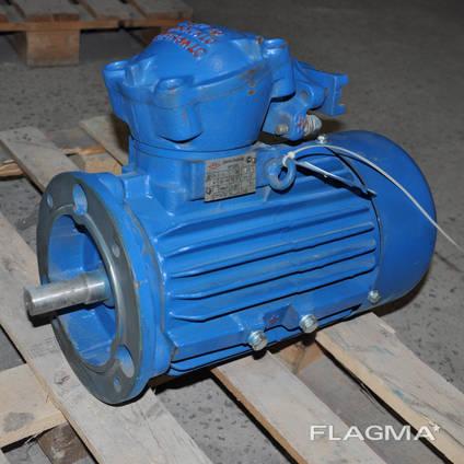 Электродвигатель трёхфазный АИР 100S4 3кВт 1500об/мин