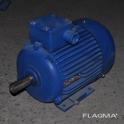 Электродвигатель трёхфазный АИР 112МА6 3кВт 1000об/мин